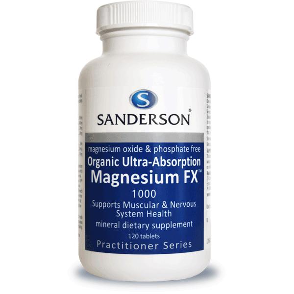 Magnesium FX