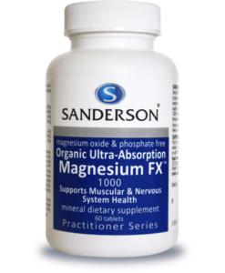 Organic Magnesium FX