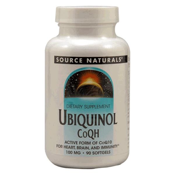 Source Naturals Ubiquinol