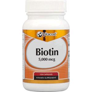 Vitacost Biotin