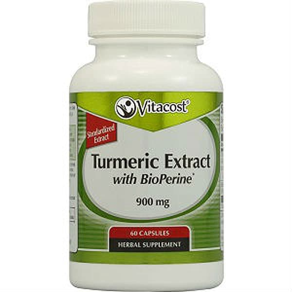 Vitacost Turmeric