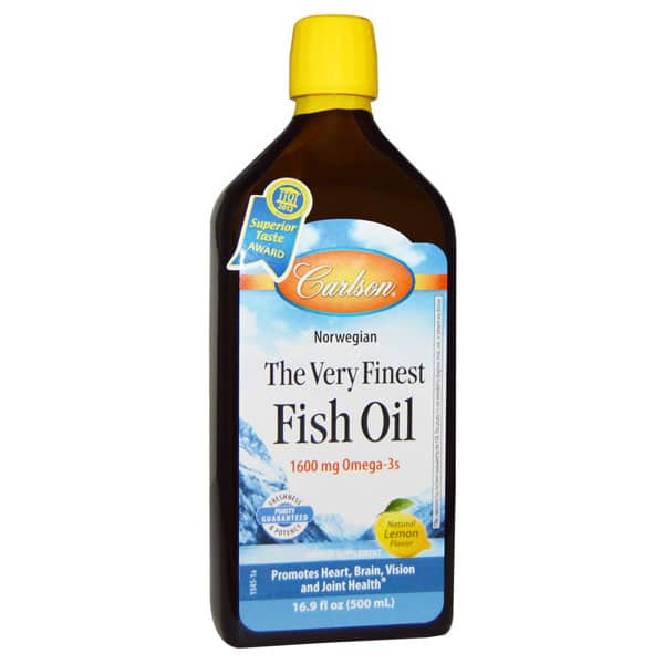 Very finest fish oil carlson labs online health store for Carlson norwegian fish oil