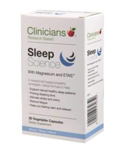 clinicians sleep science