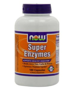 super enzymes 180 Capsules