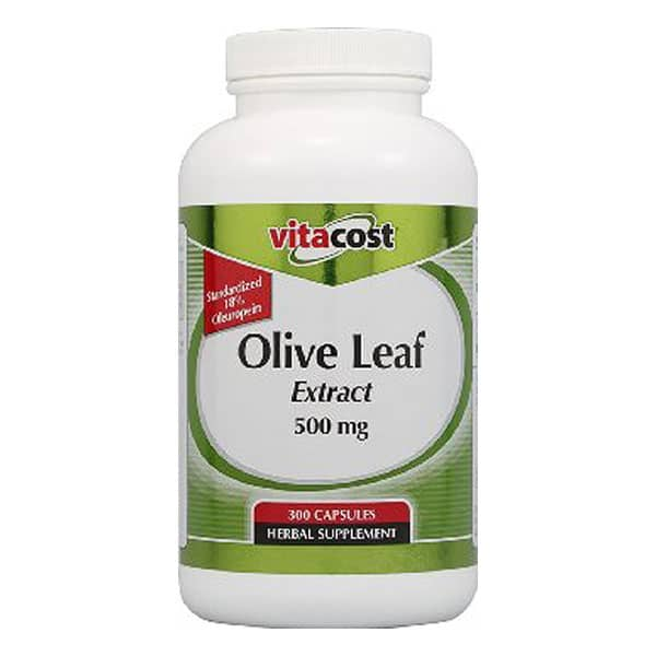 vitacost olive leaf extract