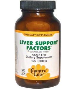 Liver Support Factors