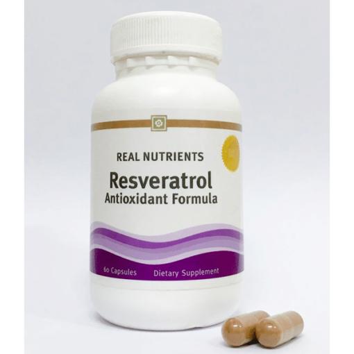 real nutrients resveratrol