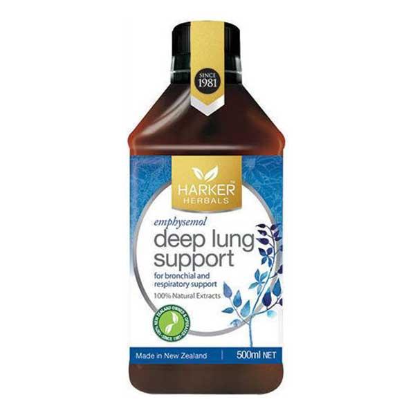 Harker Herbals Deep Lung Support (Emphysemol) 500ml