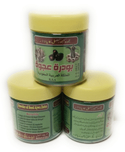 ajwa date powder